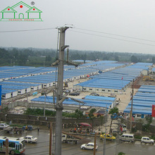 China factory concrete panels construction prefabricated houses
