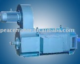 300KW DC Motor starting and Braking Large DC Motor