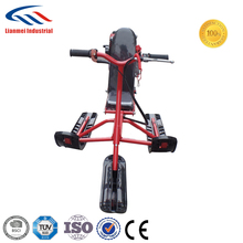 2014 new design sports in winter motorized snow scooter