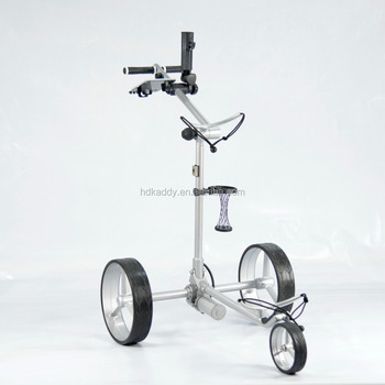 Golf Trolley with best differential gearbox
