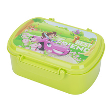 cheap popular plastic bento lunch box / kids lunch box set/Plastic Food Storage Containers set