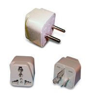 Universal Power Adapters for Russia, the EU, UAE, South America, Mainland China and Other Regions