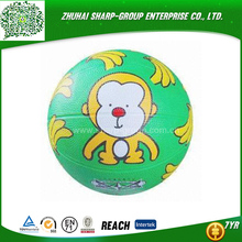 wholesale promotional Customized color picture printed rubber innner basketball