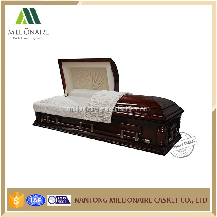 Luxury abbey caskets supplier