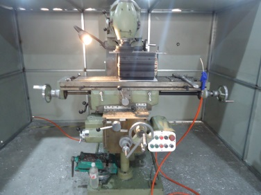 Milling (For accessories, rotor)