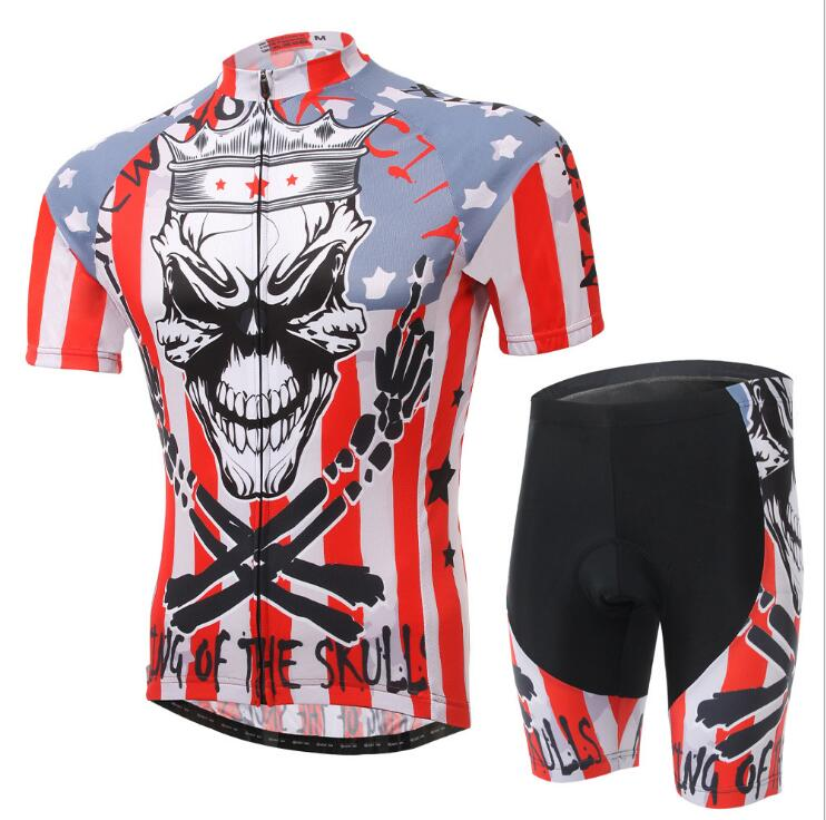 High quality short sleeve cycling clothing sets Biking Clothes Cycling Quick Dry sportwear