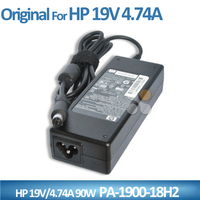 19V 4.74A 7.4*5.0mm 90W Laptop Charger For hp pavilion DV3 DV4 DV5 DV6 G3000 G5000 G6000 G7000 AC Adapter