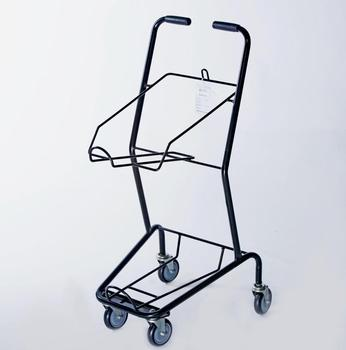 newly Style Hot Sale Shopping Supermarket Trolley