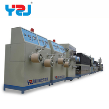pp packing straps machine polypropylene strip belt production line