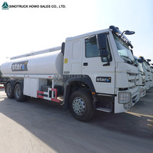 2017 Sino Truck Fuel Tanker Truck Capacity Fuel Oil Tank Trucks For Sale