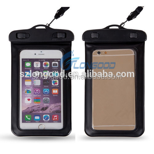 2017 super quality best waterproof cell phone for smartphone for swinmming