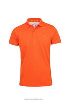 100% cotton polo for men fashion western high quality blank polo shirt