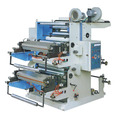 YTB-series 2 color high speed flexo printing machine