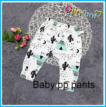Baby pants Eco -friendly and Animal picture Long Trousers PP Pants