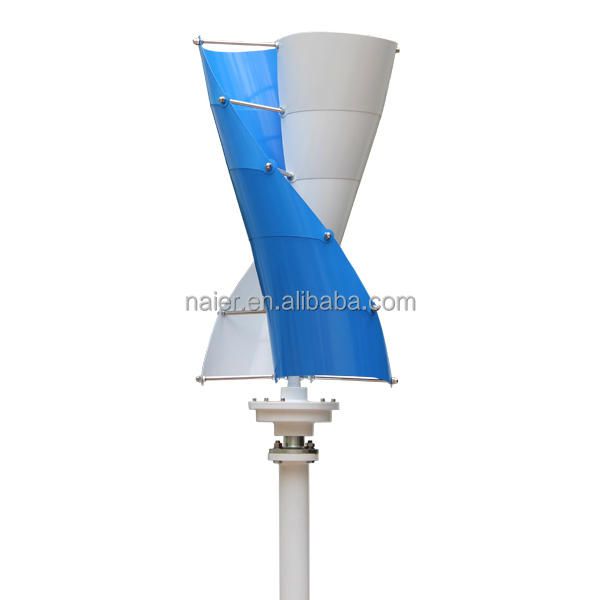 Direct Manufacturer! vertical axis wind turbine made in China