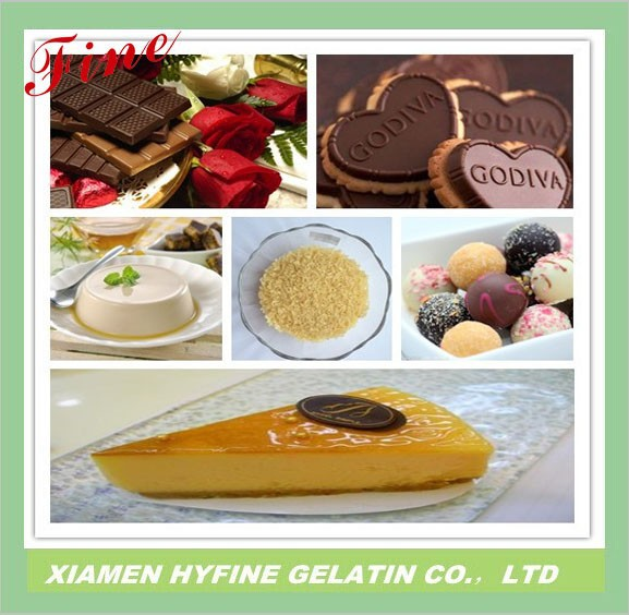 200 bloom gelatin for chocolate candy