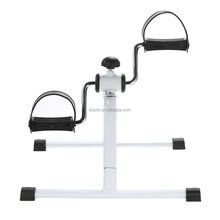 Lightweight Mini Pedal Exerciser Leg and Arm Exercise Peddler Machine Physical Therapy Pedal Exercise Bike