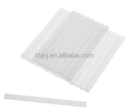 high quality thermoplastic hair extension optical clear adhesive glue stick