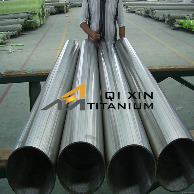 ASTM B161 Nickel Tube For Heat Exchanger