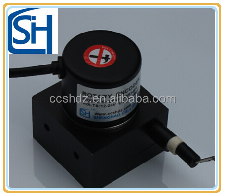 600mm Pull Wire Encoder/linear displacement current sensor