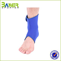 High quality adjustable and breathable neoprene ankle support