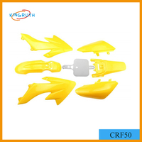 China Wholesale CRF 50 plastic for scooter plastic body parts