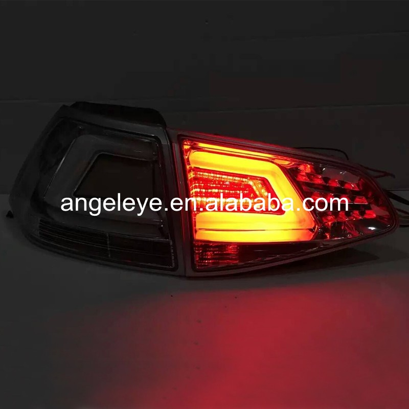 2013-2015 Year Tail Lights For VOLKSWAGEN GOLF 7 Rear Light LED Tail Lamp JY