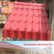 Fireproof cheap lightweight building roofing material / European roof tile