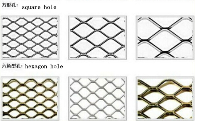 Low carbon steel /aluminum/stainless steel expanded metal mesh(professinal direct manufaturer)