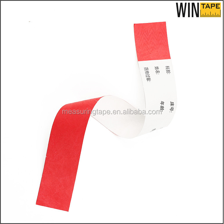 Party Favor Event Party Item Type and Christmas Occasion promotional tyvek wristbands
