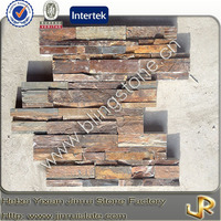 Decorative natural slate rustic stone wall cladding
