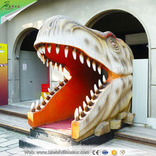KAWAH Attractive Amusement Dinosaur Head For Store/Entrance/Door