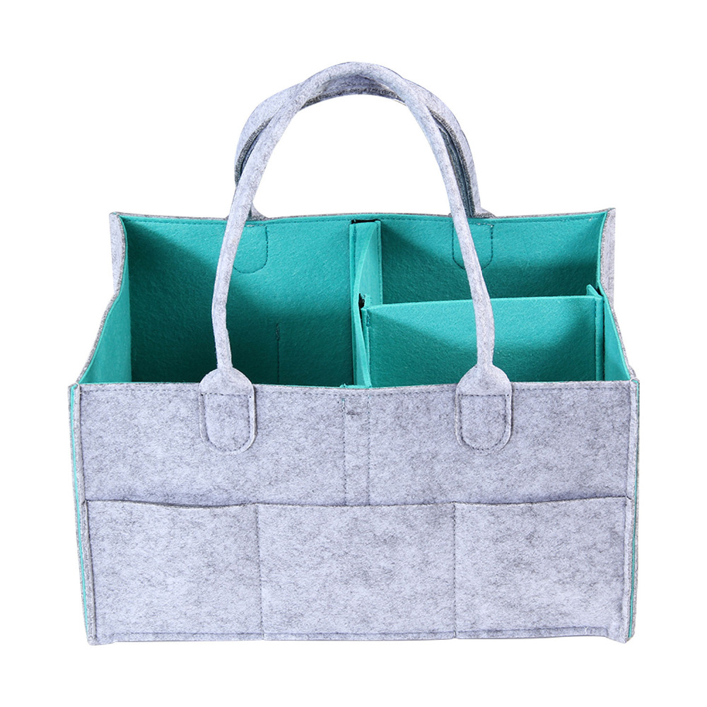 Foldable Baby Diaper Caddy Organiser Gift Kid Toys Portable Storage ...