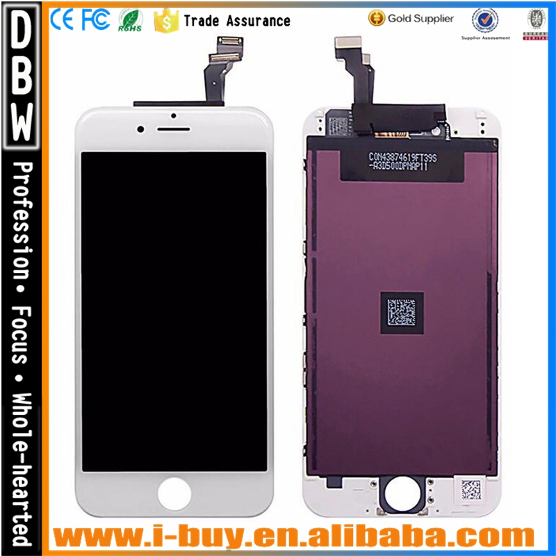 Wholesale Price High Quality Mobilephone LCD For iPhone 6 plus Lcd Screen Digitizer