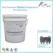 Chemicals two part high strength thermally conductive epoxy adhesive