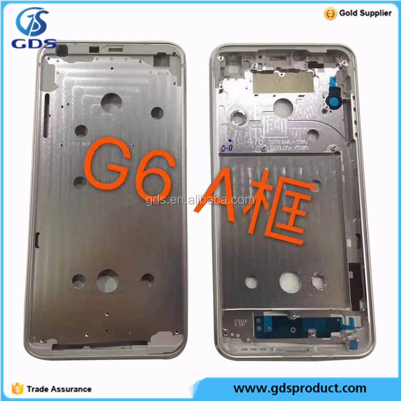 For LG G6 Display Frame Housing Bezel