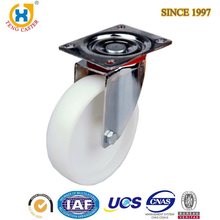 Premium the EU style caster wheel wholesale With Top Plate,125x32mm Wheel Size