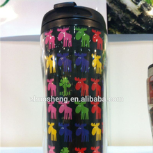 hot selling sublimation travel mug replacement lid, beer travel mug