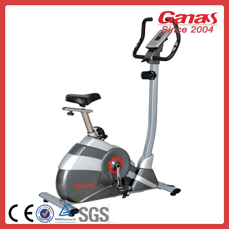 Ganas Home Exercise Bike Upright Bike Fitness