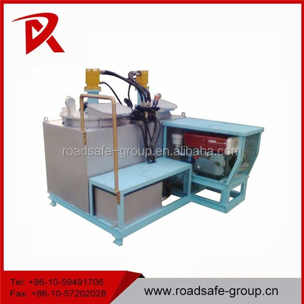 Made in china safety equipment Two-component structural road marking machine