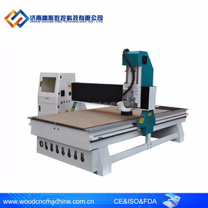 Multifunctional Ball screw 3D CNC router machine with great price