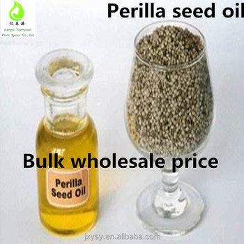 Health Care Factory Bulk Wholesale Perilla Oil/Perilla Seed Oil 100% Pure