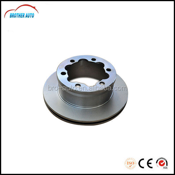 Durable good quality stainless steel car brake discs for Audi A1 1J0615301D disc brake price