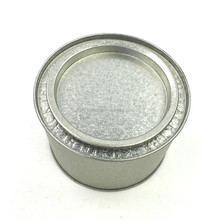Plastic covers, food candy tin can for sale, tin aerosol cans