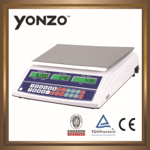 double pan balance weighing scale