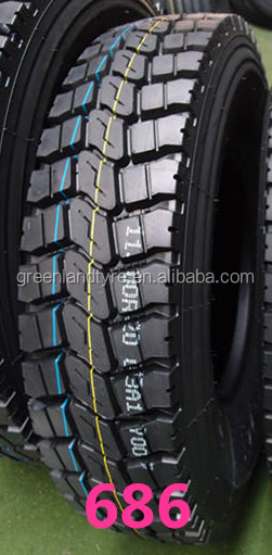 1100r20 cheap chinese truck tires, steer and drive patterns, wholesale tire looking for distributor in Pakistan