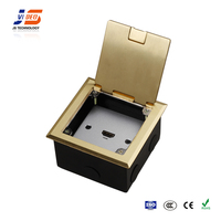 JS-DC120 Industrial Multiple power supply unit electric socket box