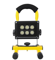 CE ROHS Approved Ultr brigght hot selling led working light 6watt rechargeable flood light