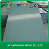 Construction materials PP Plastic coated film faced plywood