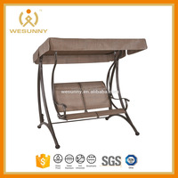 Hight Quality Double Seat Outdoor Swing Set